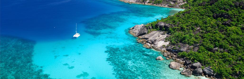 les seychelles ile de mahe